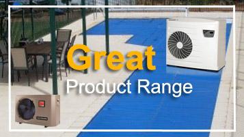Great Product Range