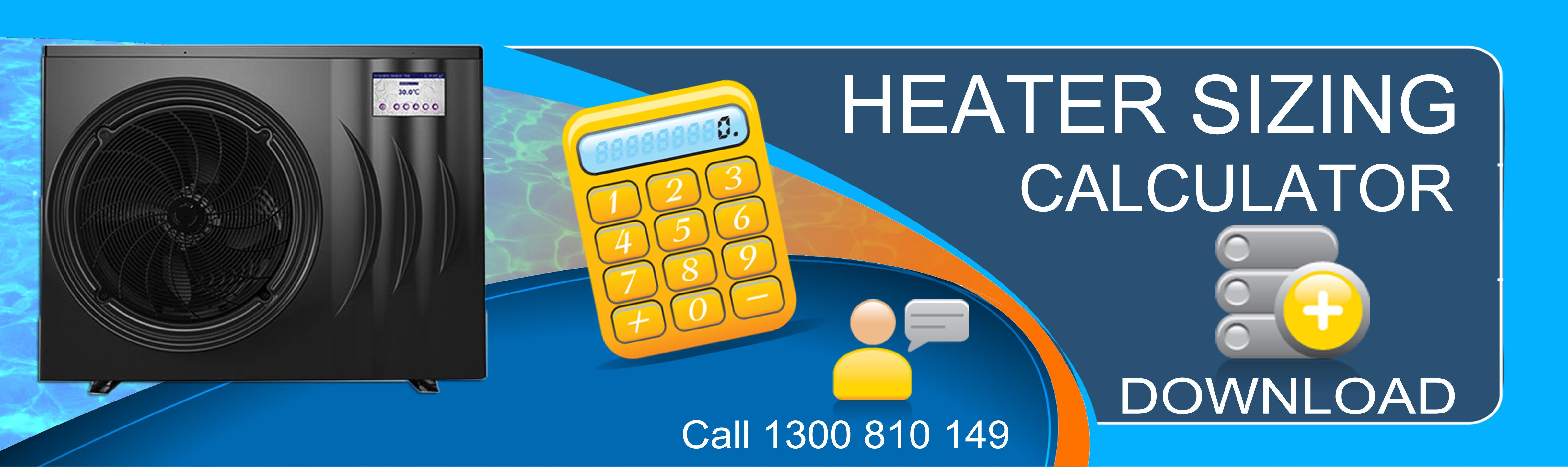heater-sizing-calculator