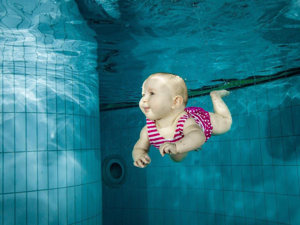 Infant Swimmer
